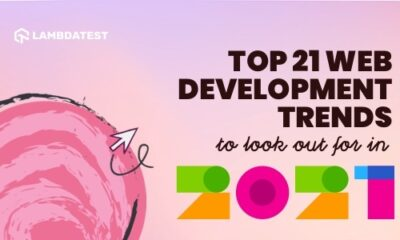 Top 21 web development Trends To Look Out For In 2021