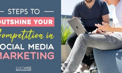 Steps to Outshine Your Competition in Social Media Marketing - Brian Manon