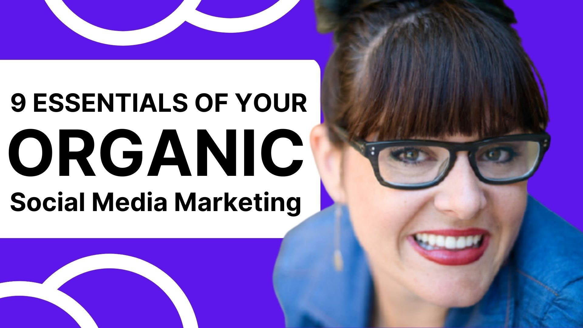 9 Essentials of Your Organic Social Media Marketing - The Prepared Performer