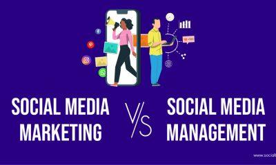 Social Media Marketing Vs. Social Media Management   SocialBu Blog