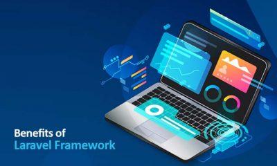 Top 7 Benefits of Using Laravel Framework for Web Development